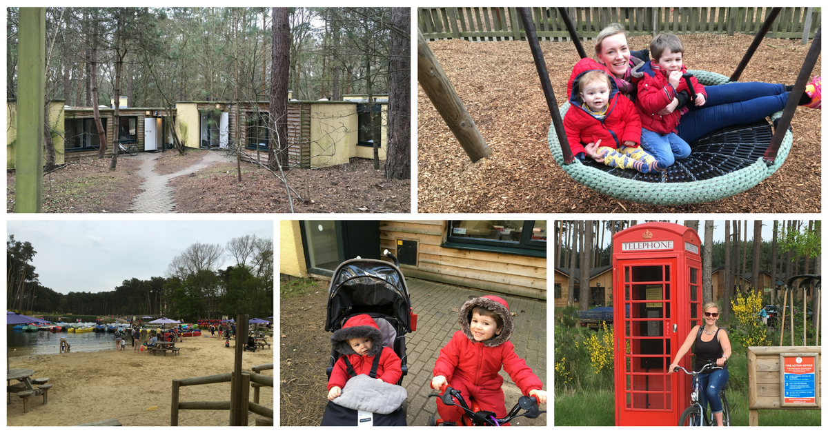 best Center Parcs Elveden or Woburn