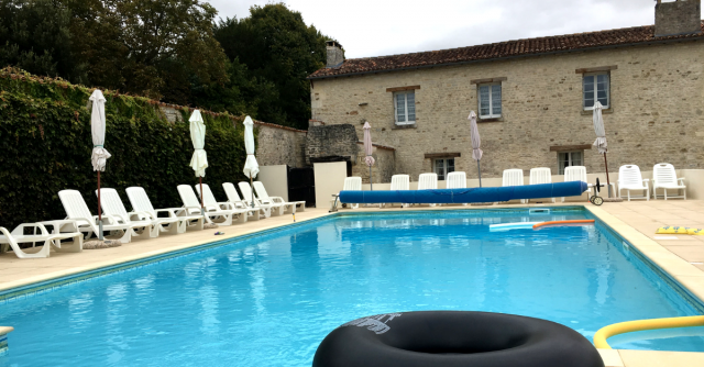 Family Friendly Gite in the South of France Le Vieux Monastère