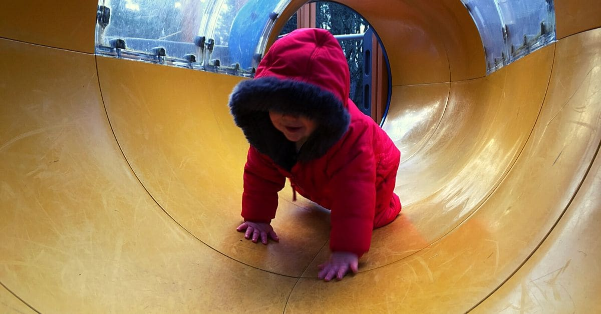 Center Parcs free activities - the playground