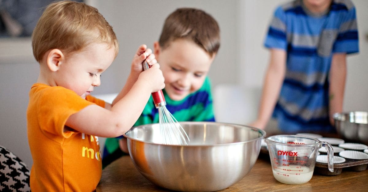 activities to do at home with the kids