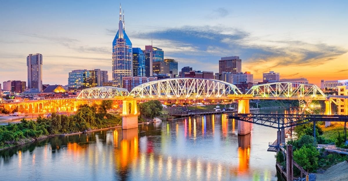best places to visit in Nashville