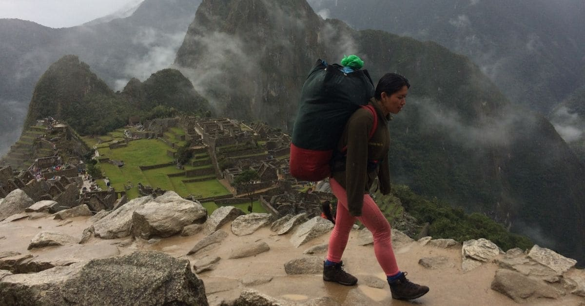 Documentary highlighting one woman's battle against abuse in Peru
