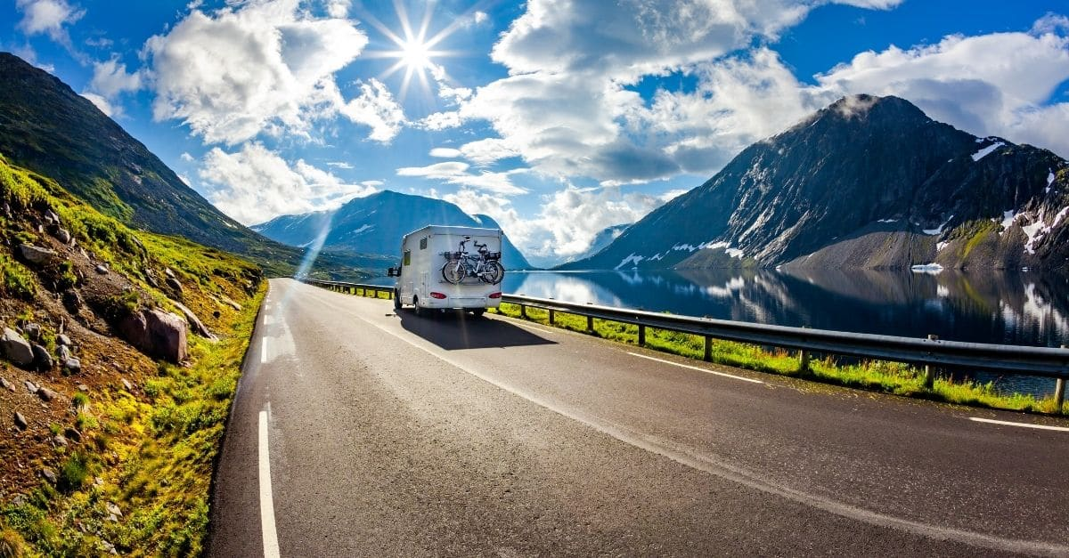 Travelling Across Europe In A Motorhome