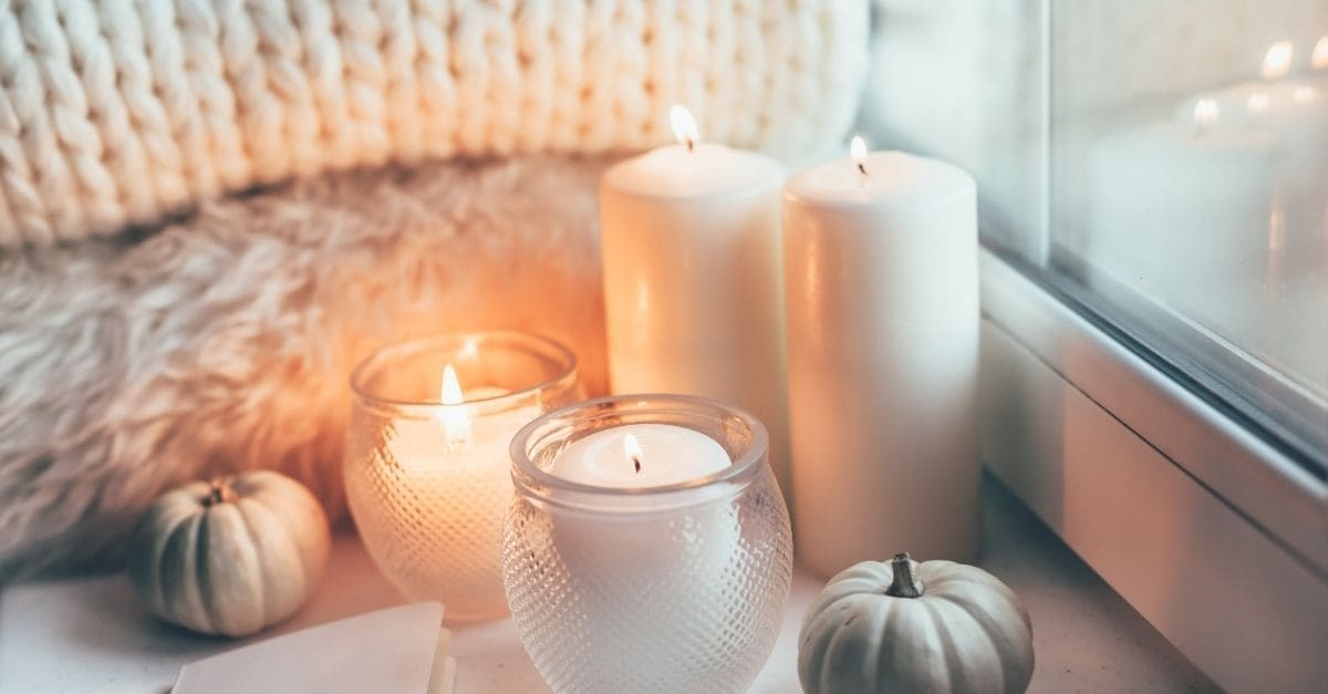 ways to make your house cosy for winter
