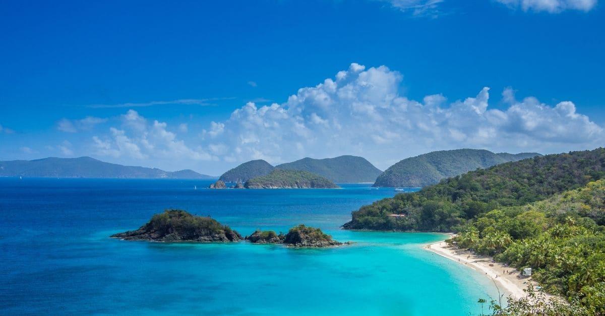 Best Beaches on the US Virgin Islands