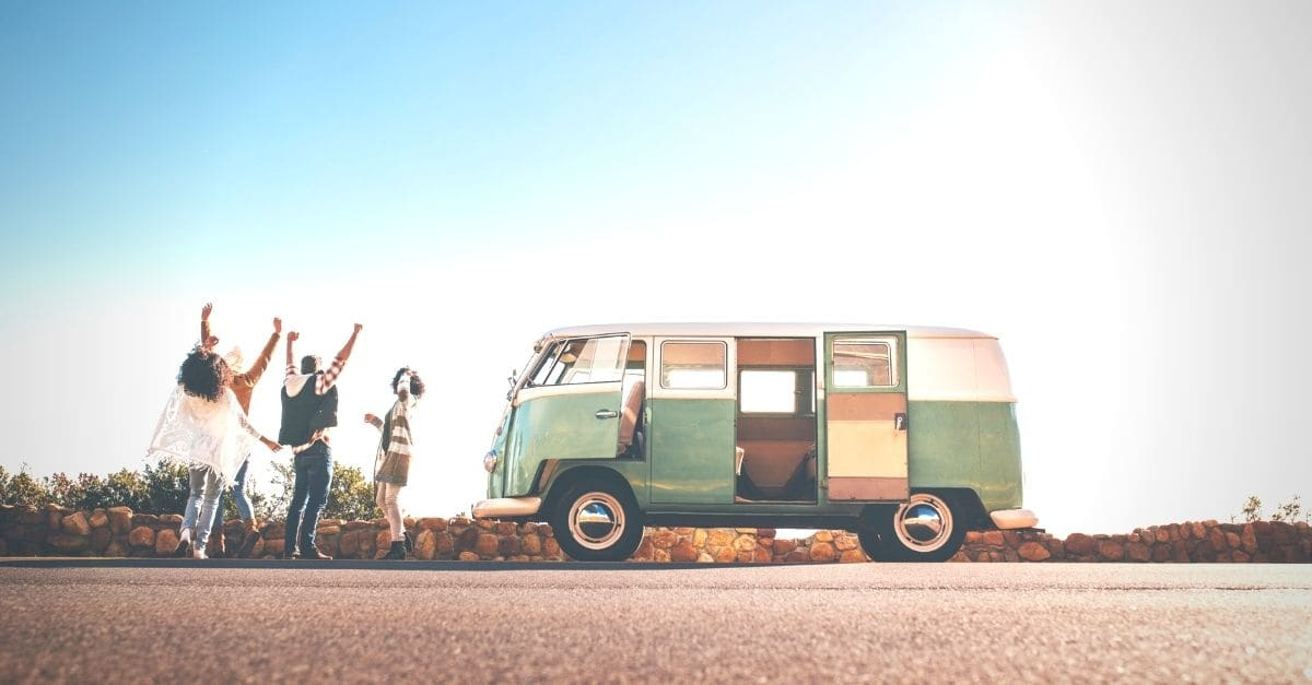 Campervan Holiday in the UK