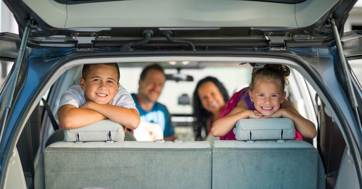 UK Family Roadtrip